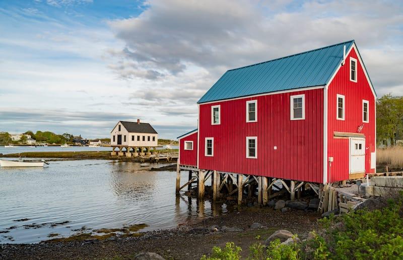 Cape Porpoise Maine