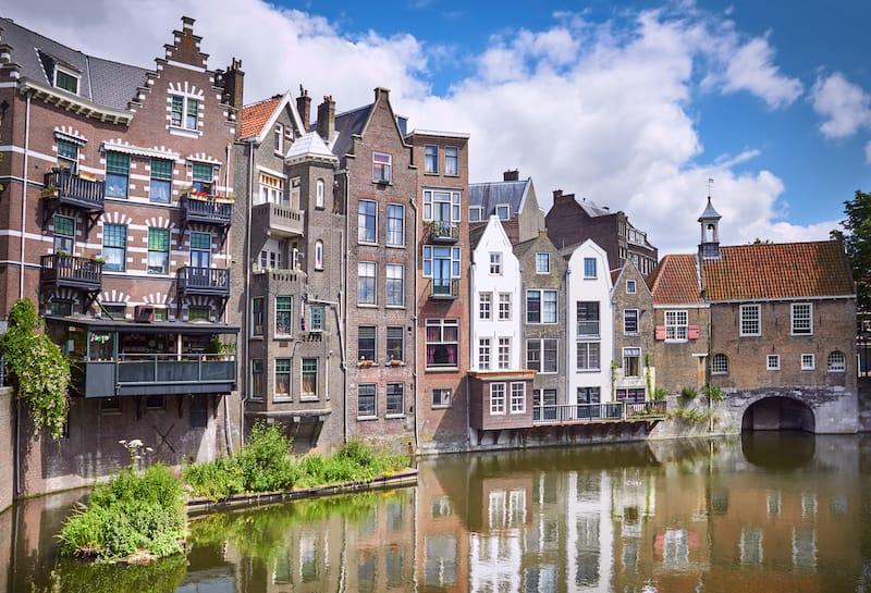 Delfshaven in Rotterdam