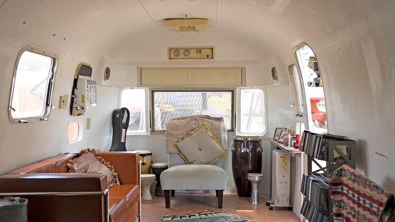 Desert Airstream Delight