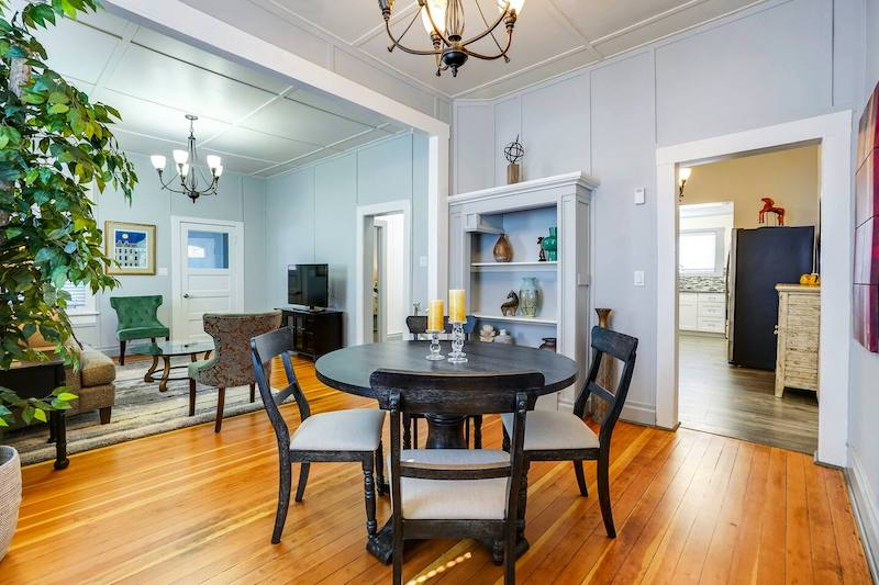 Downtown Historic Charm with Modern Comforts 2