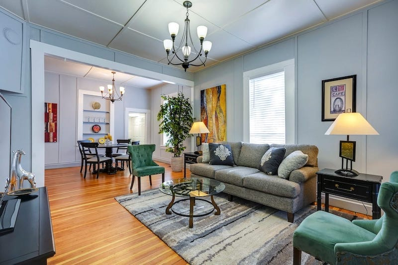 Downtown Historic Charm with Modern Comforts