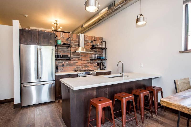 Downtown airbnb in Whitefish MT