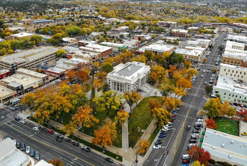 Fall Day In Prescott - Things to do in Prescott Arizona