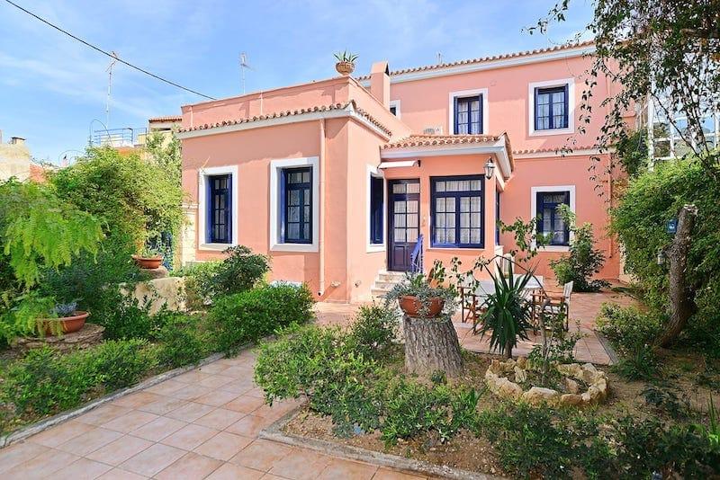 Greece Aegina Villa