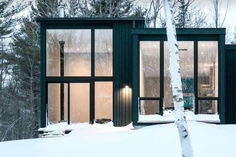 Green Camp | Modern Retreat Among The Pines 4