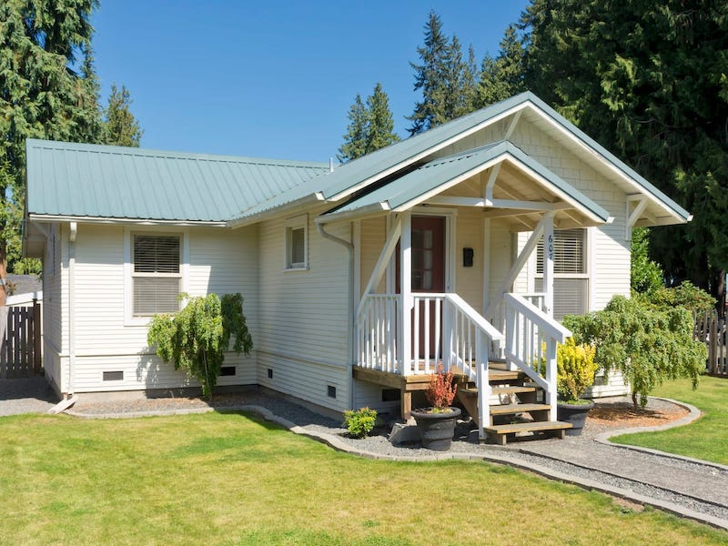 Home in Port Angeles, WA