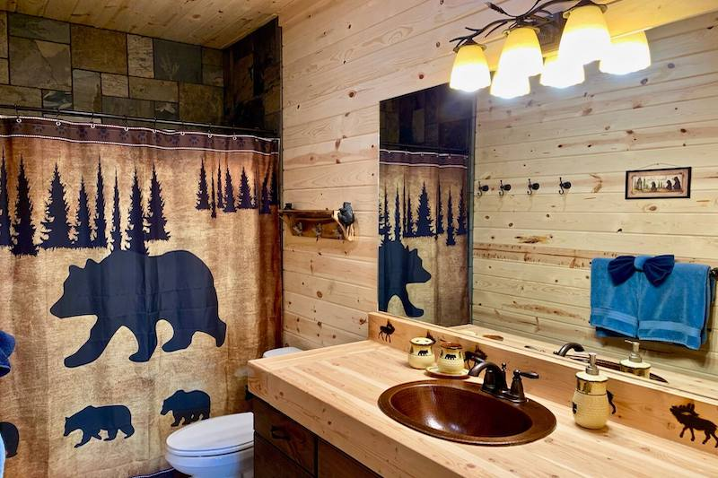 Imperial Elk Lodge with Hot Tub