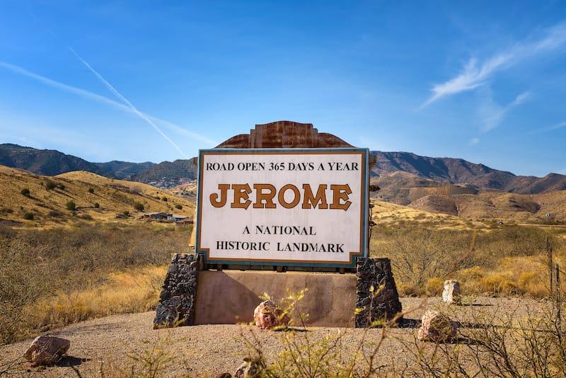 Jerome Arizona