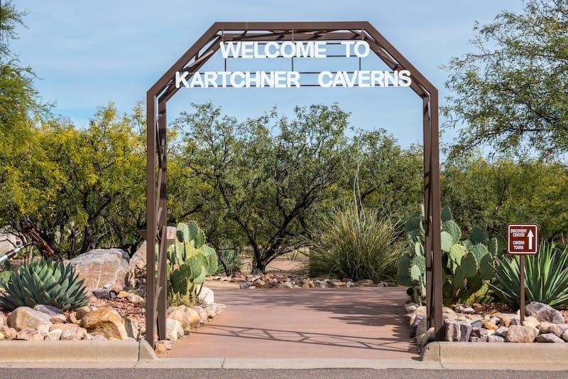 Kartchner Caverns // Editorial credit: Cheri Alguire / Shutterstock.com
