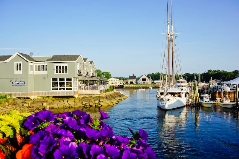 Kennebunkport, Maine- Editorial credit Yingna Cai - Shutterstock.com