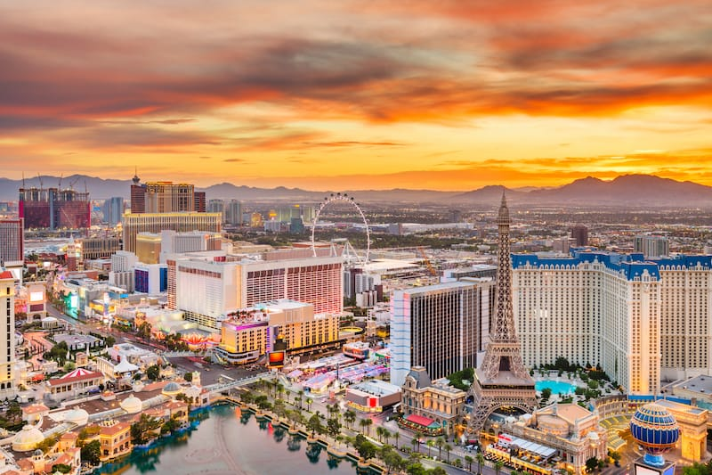 Las Vegas - Best Places to Visit in Nevada