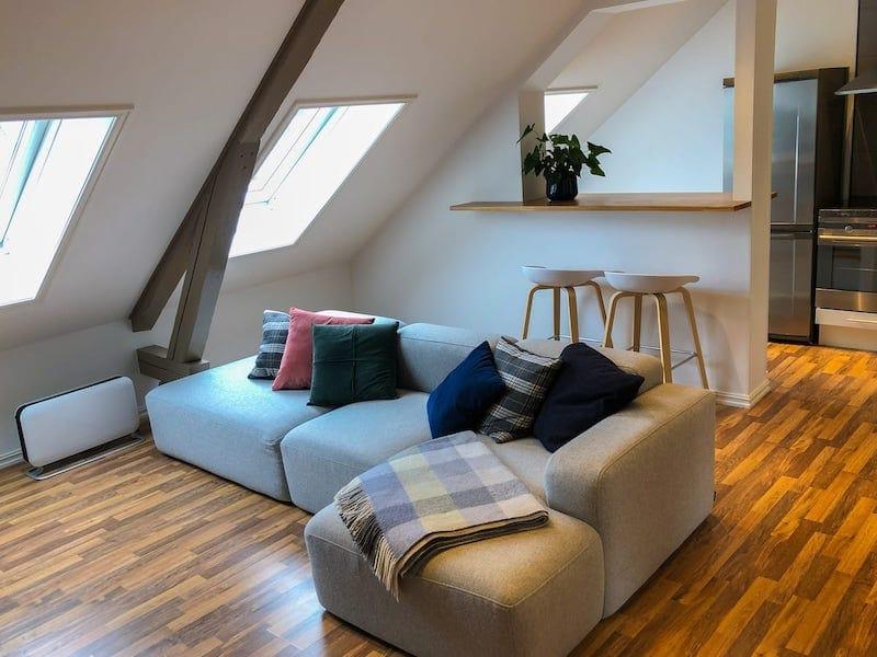 Loft Airbnb in Alesund