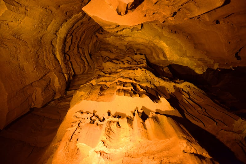 Mammoth Cave National Park in May