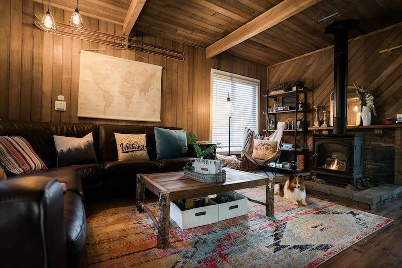 Millard's Cabin at Mt. Rainier
