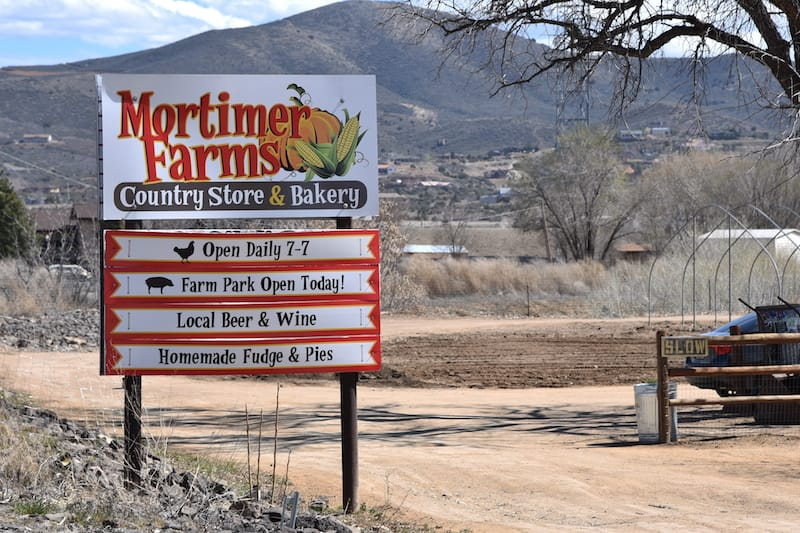 Mortimer Farms in Dewey AZ