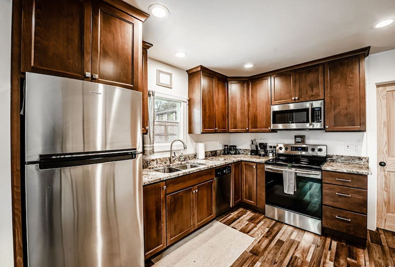 New Quiet Home in the Heart of Missoula