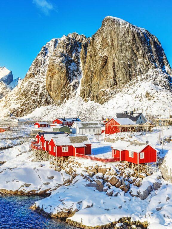 Norway in winter story shutterstock_1657633738