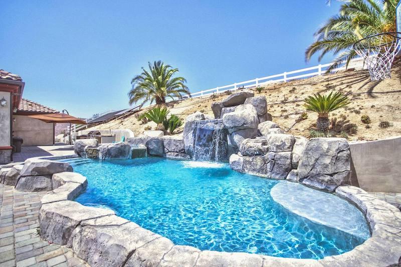 Private Large Mediterranean Estate
