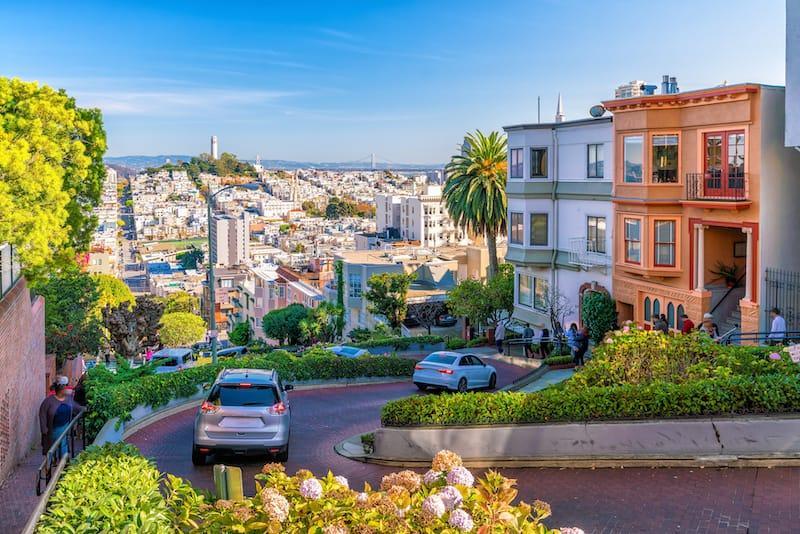 San Francisco in May