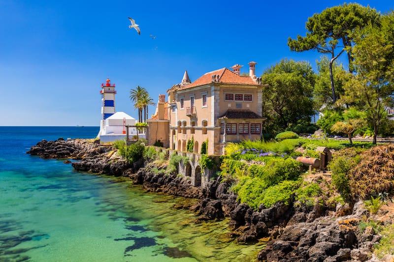 Santa Marta lighthouse and Municipal museum, Cascais