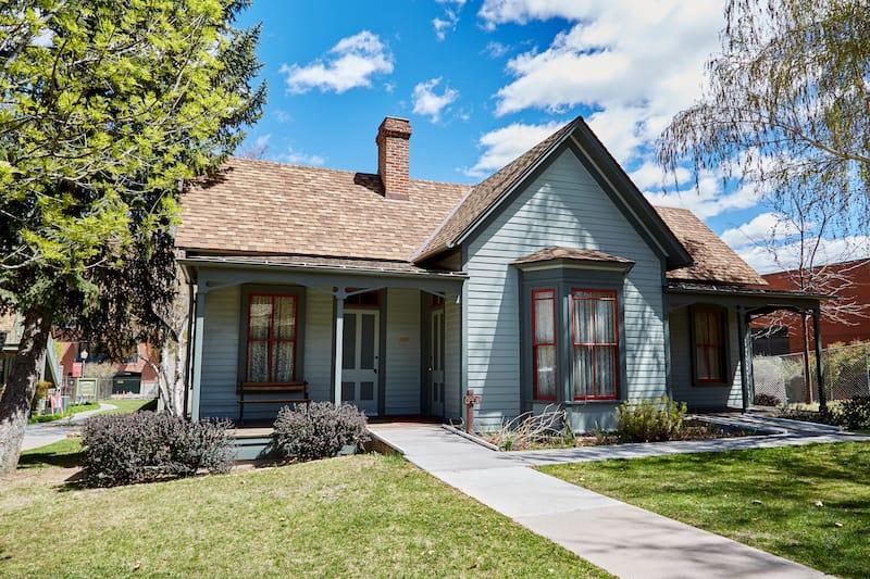 Shalot House in Prescott