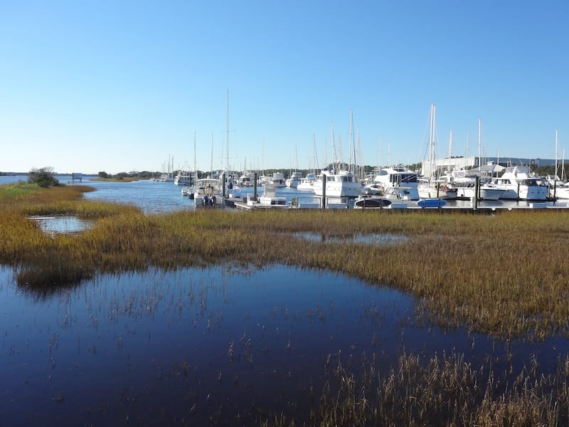 Southport NC - Best day trips from Wilmington NC