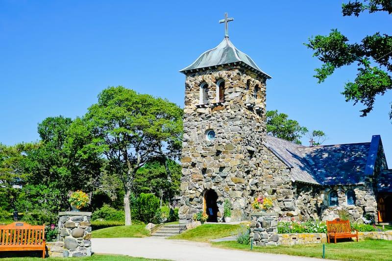 St. Ann's by-the-Sea Episcopal Church Kennebunkport Maine