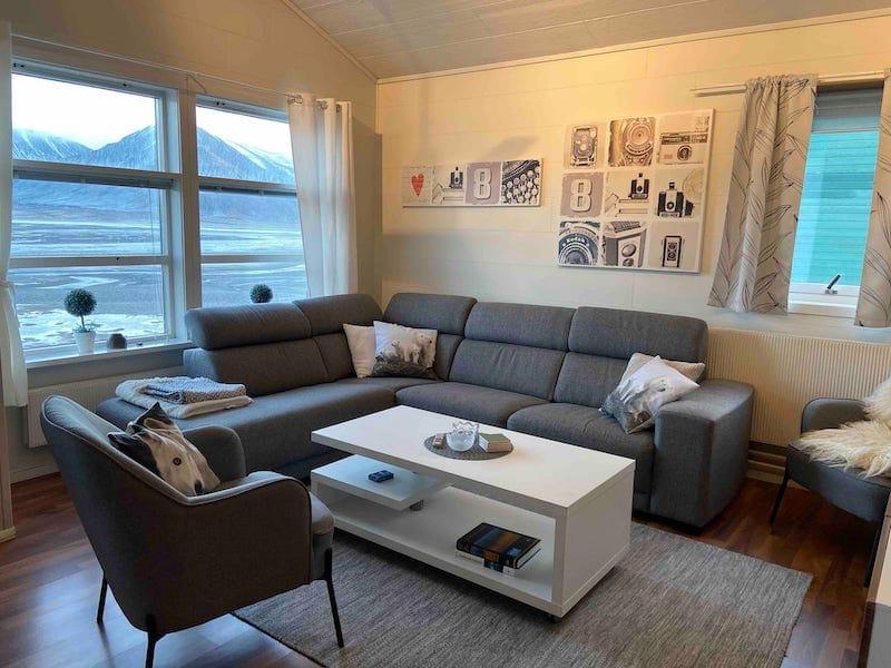 Svalbard airbnbs