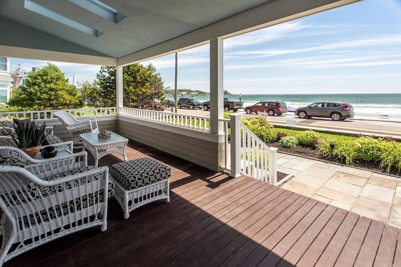 The Beach House - Oceanfront Vacation Rental