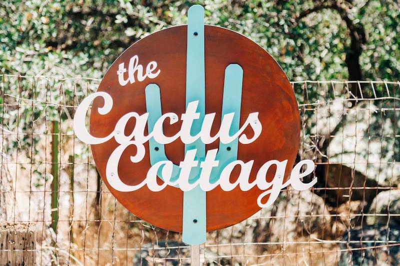 The Downtown Cactus Cottage in Prescott Pines