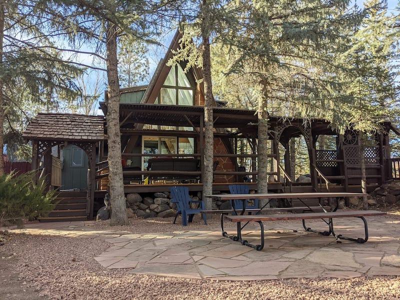 Tinker Creek Cabin 2