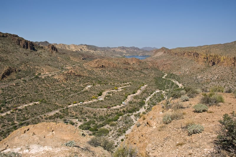 Tortilla Flat Recreation Site - Best Day trips from Phoenix