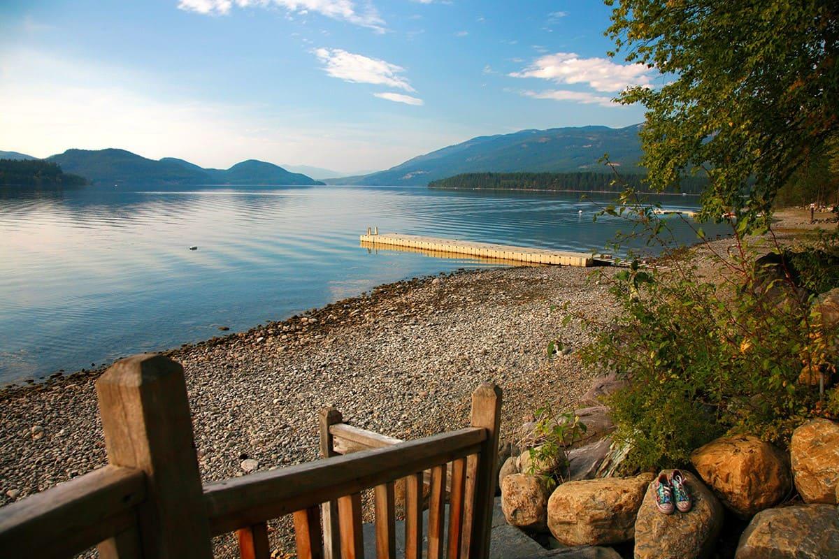 Whitefish Lake rental condo in Whitefish MT