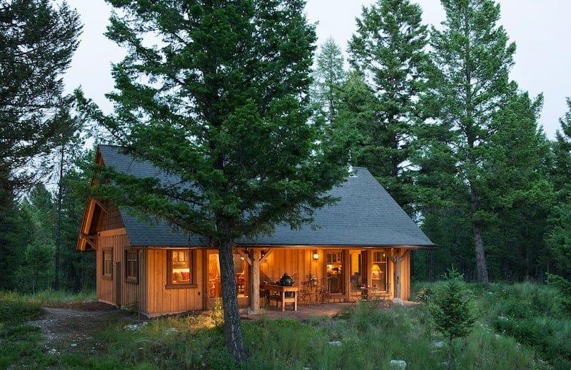 Whitefish MT cabin rental