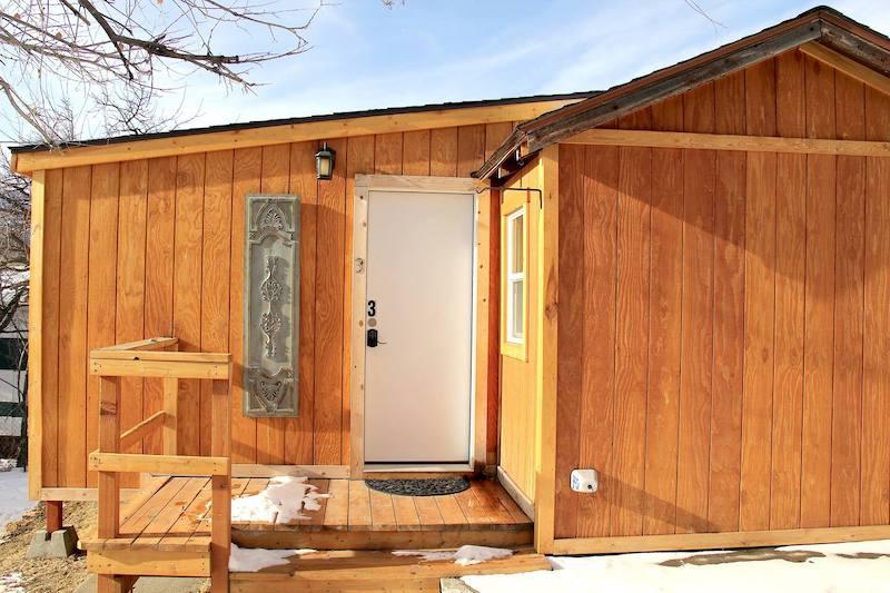 Yellowstone's Treasure Cabin in Gardiner, MT