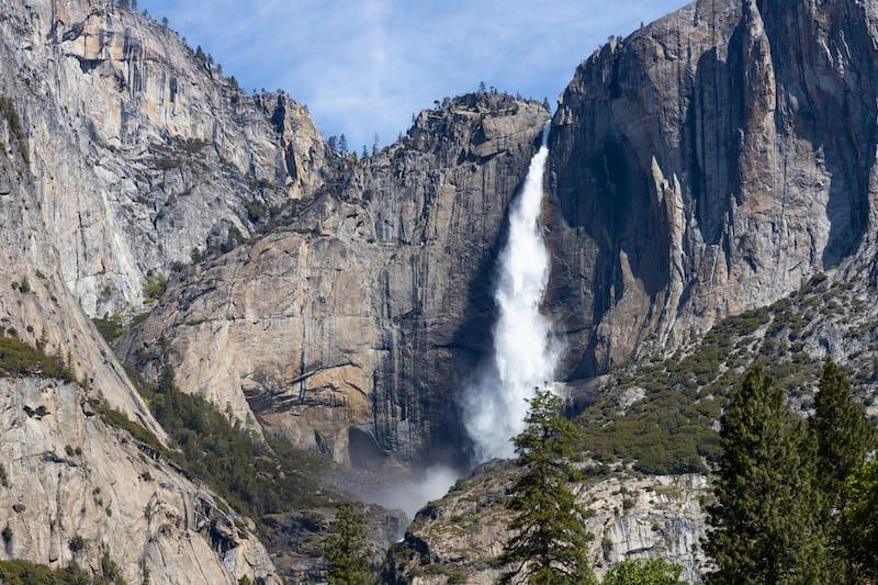 Yosemite National Park in May