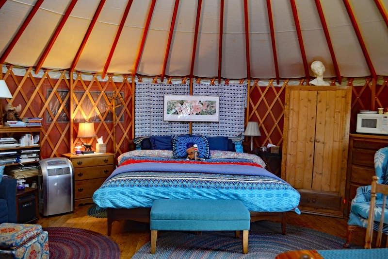 Yurt in Grants Pass