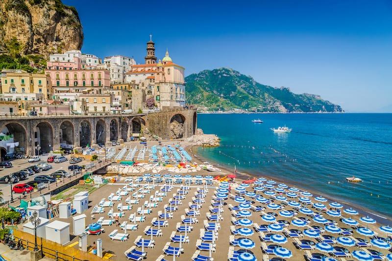 Atrani on the Amalfi Coast