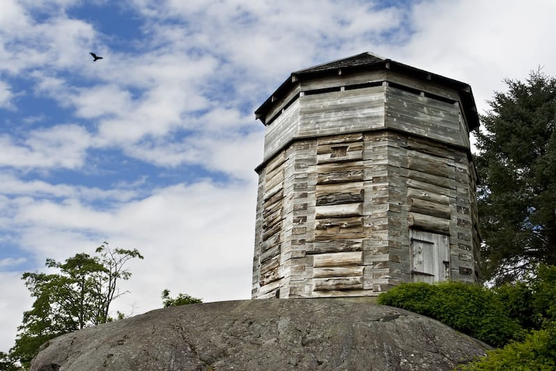 Baranof Castle State Historic Site in Sitka