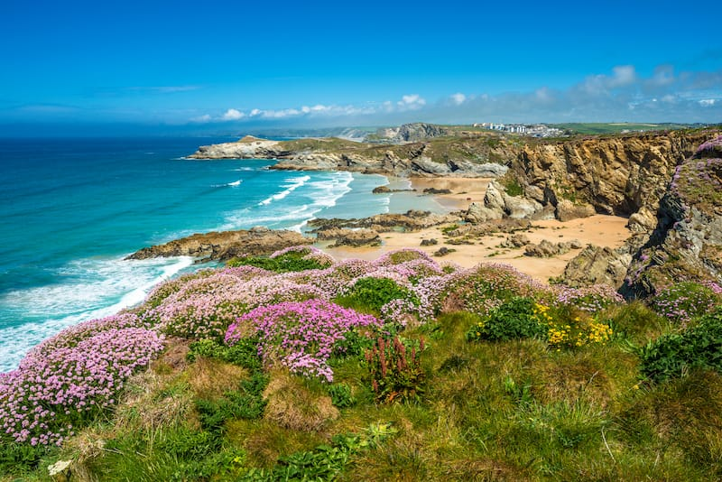 Best towns in Cornwall - Newquay