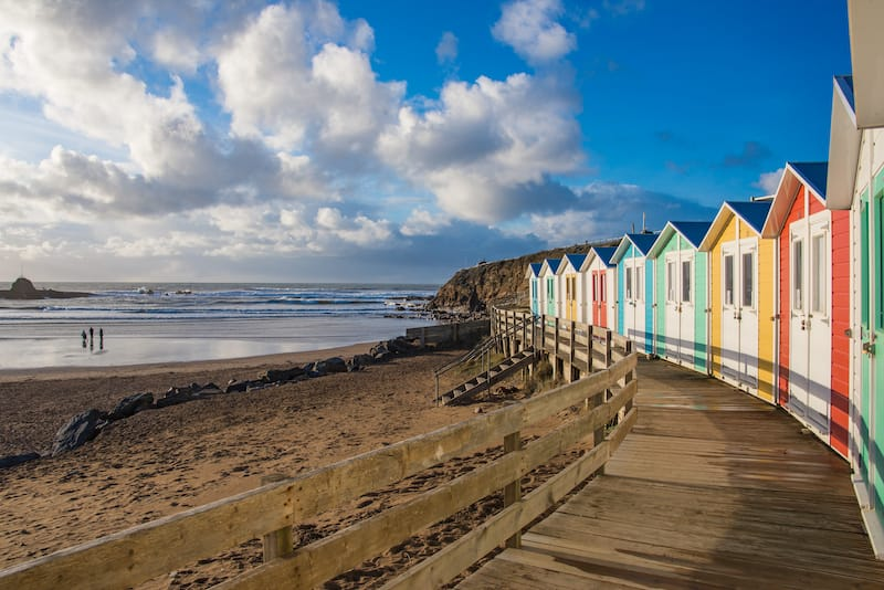 Bude in Cornwall