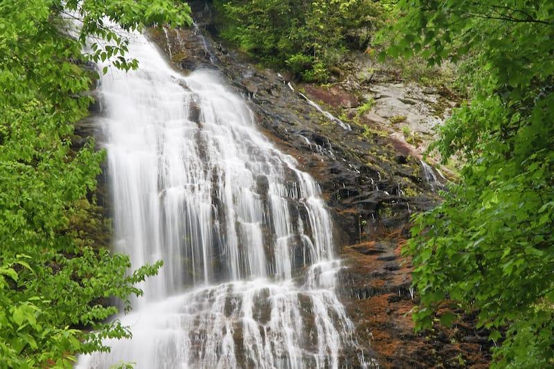 Mingo Falls North Carolina