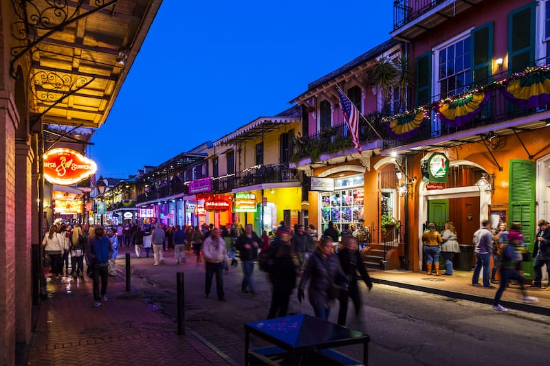 Pubs in New Orleans