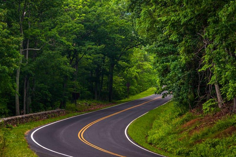 Shenandoah National Park - Best National Parks to Visit in June