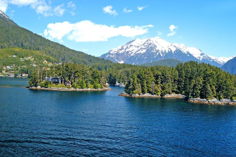 Sitka Alaska water