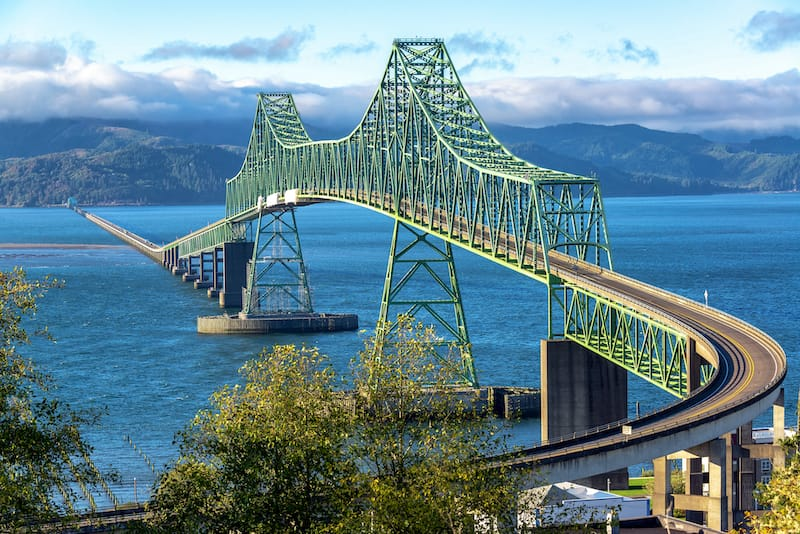 Astoria - Best weekend trips from Portland
