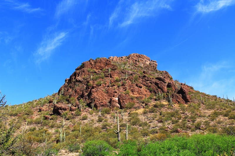Colossal Cave Mountain Park - Day trips from Tucson