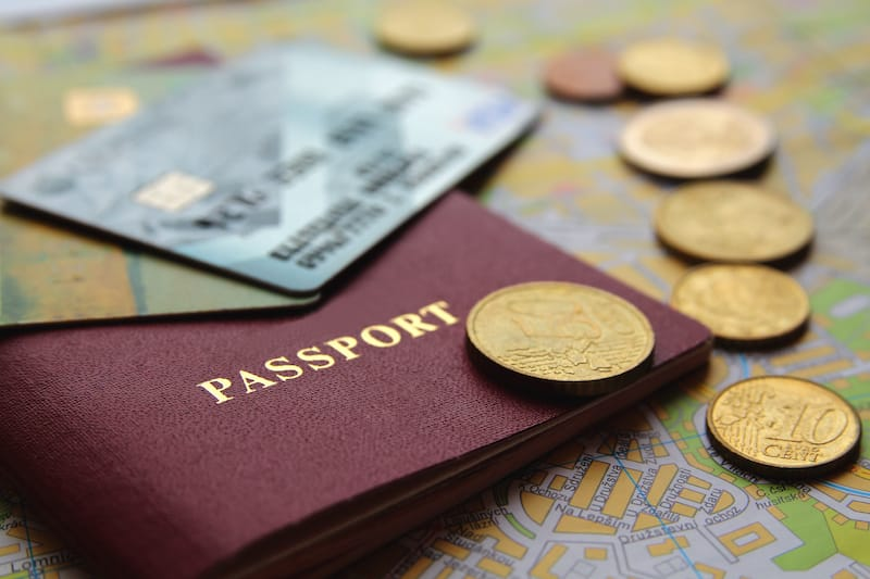 Currency Cards Travelers