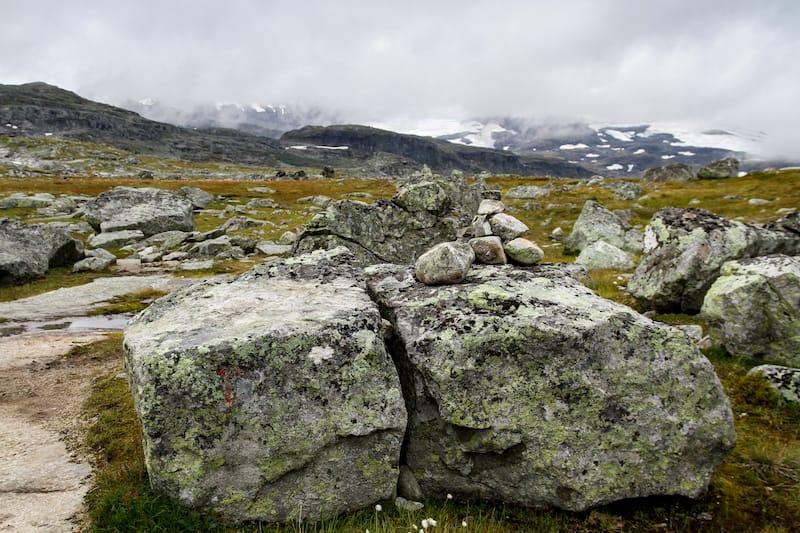 Finse in Hardangervidda National Park