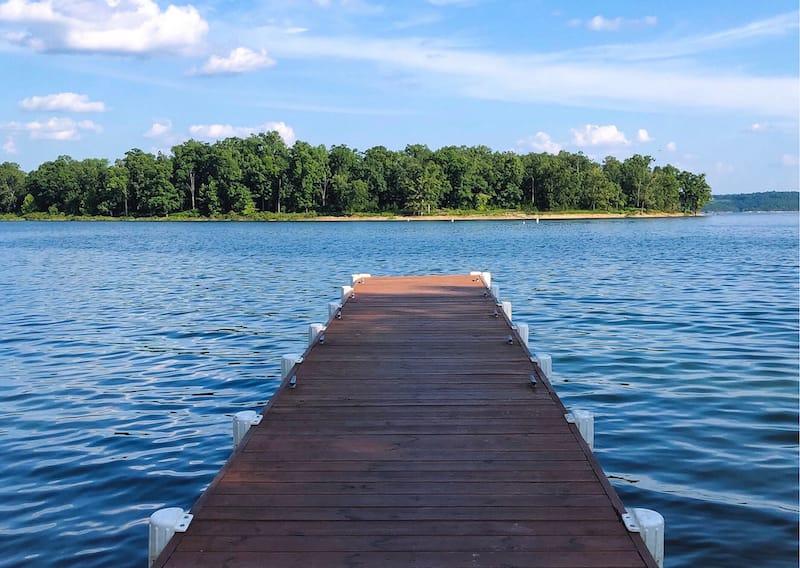 Norfork Lake, Arkansas